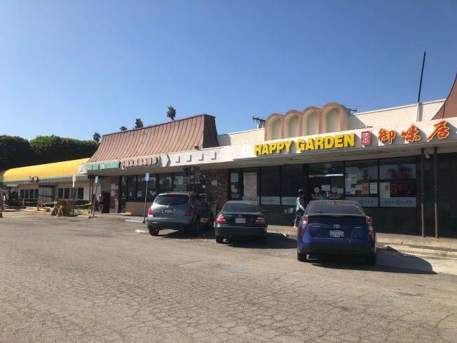 臨街下水道破裂冒臭水 蒙市丁胖子廣場3餐館被迫休業三周