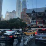 交通組織建議:曼哈頓堵車費 進出雙向都收 分段6至10元