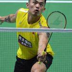 羽球╱中國公開賽一輪遊 林丹沒喪志仍想拚奧運