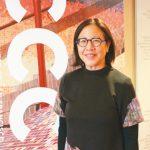 楊傳英 接掌中華文化中心