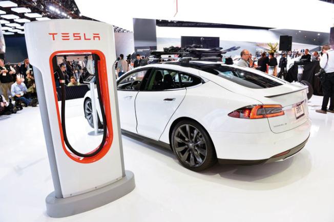 加州電動車市場不斷成長。(Getty Images)