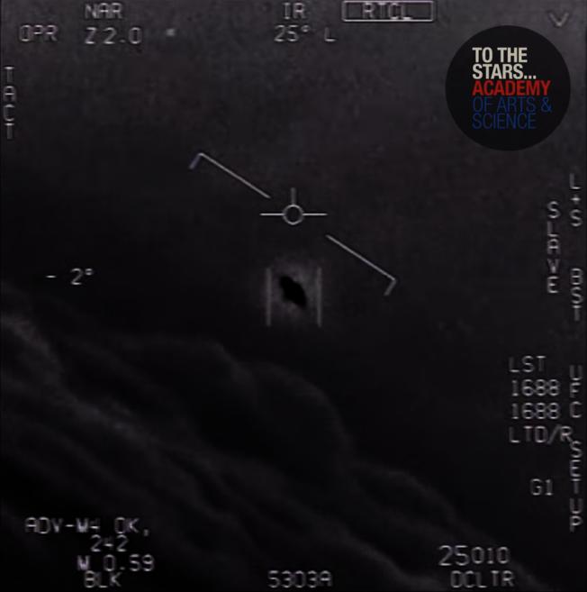 美國《紐約時報》與民間UFO研究組織曝光的幽浮影片,美國海軍11日首度證實是真的,並坦承這些影片本來不應對外公開。To The Star Academy