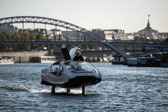 泡泡電動計程車可望於2020年前3個月展開商業營運。(Getty Images)