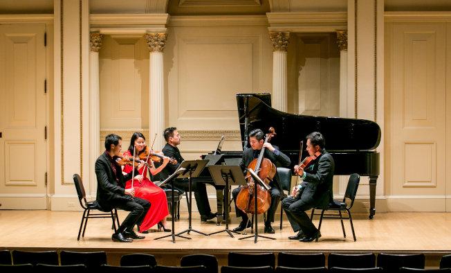 新亞室內樂聯合中國藝術家卡內基音樂廳上演「中國樂音」。(主辦方提供)