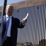 川普抵加州視察美墨邊境牆 稱仍有緊急狀態