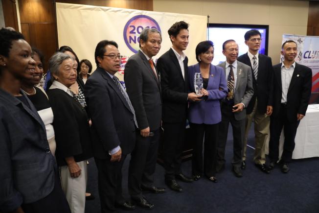 亞太公共事務聯盟、美國公民領袖論壇共同舉辦的「全美公民領袖論壇」在華府舉行。(記者羅曉媛╱攝影)