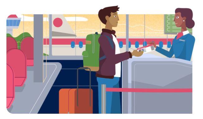 明年10月起,持舊制駕照將無法登機。(NJMVC提供)
