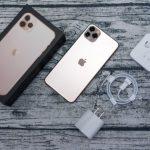 越南搶先開箱…iPhone 11 Pro 外盒是黑色的