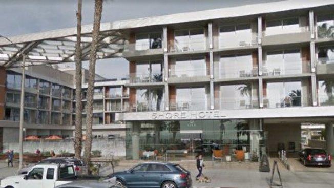 儘管旅遊業冷,南加州酒店興建熱潮仍盛。(KTLA電視台)