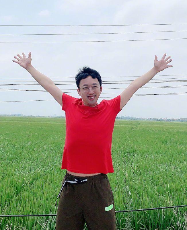 吳謹言新劇被網友吐槽「演技差」,于正(圖)公開為她護航。(取材自微博)