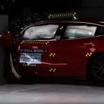 特斯拉Model 3獲防撞測試最高安全認證