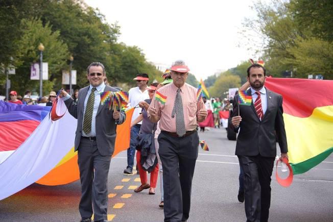為慶祝拉丁文化而創的「Fiesta DC」年度狂歡節,將於本周六、日在華盛頓特區憲法大道及賓夕法尼亞大道登場。(Fiesta DC)