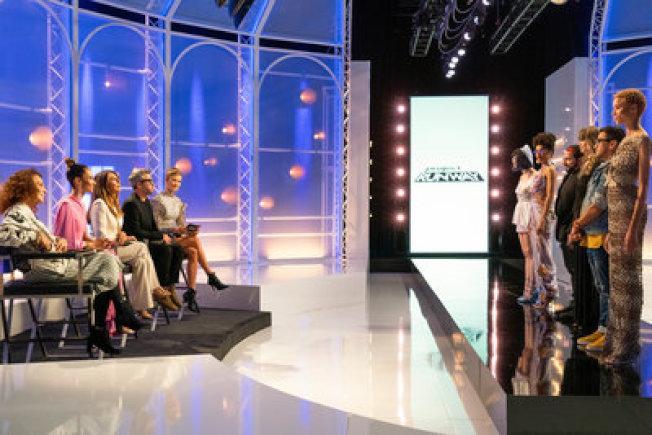 華府人最愛看的實境秀是以時尚為主題的「天橋驕子」。(取自官網)