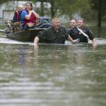 熱帶風暴伊美黛襲德州、路州 引發洪災