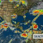 北美1次生成6個風暴  「跟蟑螂一樣增生」
