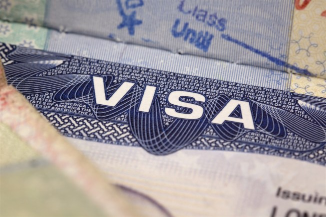 川普政府的移民政策緊收,移民局加強執行力度。(取自Getty Images)