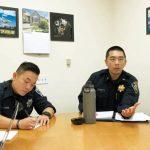 屋崙警局:兩暴力事件同天發生 少見