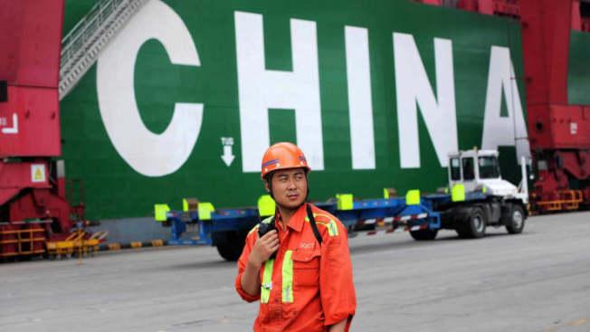 美國貿易代表署20日公佈,暫免437類中國貨關稅。(Getty Images)