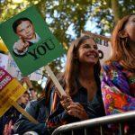 〈圖輯〉全球百萬民眾走上街頭 抗議氣候變遷