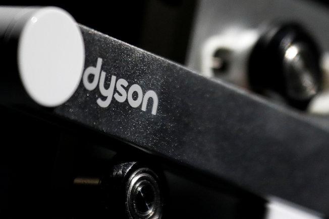 Dyson預計未來四年在新加坡、馬來西亞及菲律賓招募2,000名員工。路透