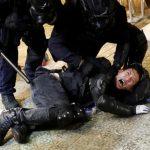 「打到住院」 國際特赦組織: 港警刑求示威者