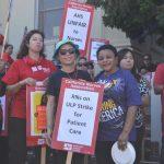新合同談判無果 東灣400護士罷工