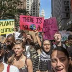 全球氣候變遷 未來岌岌可危 年輕人自救站出來