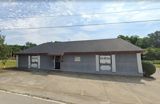 南卡羅來納州蘭開斯特一酒吧發生槍擊事件,導致至少兩人死亡、8人受傷。(取自谷歌地圖)