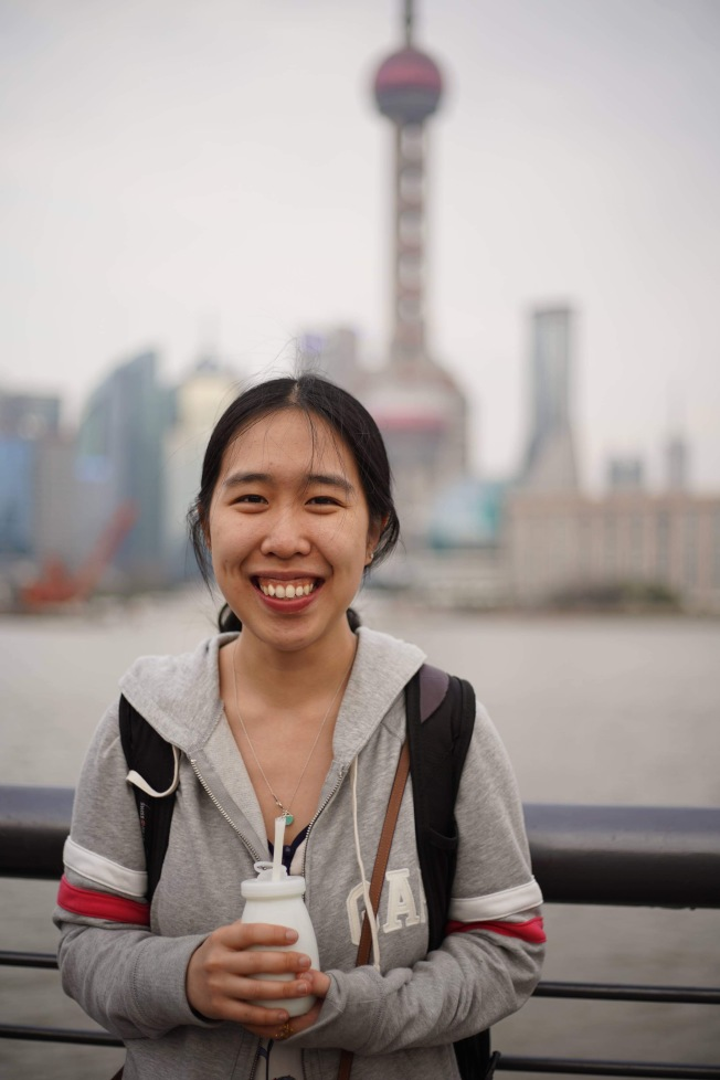 2019年「世界日報華裔學生夢想獎學金」得主梅家愛。(梅家愛提供)