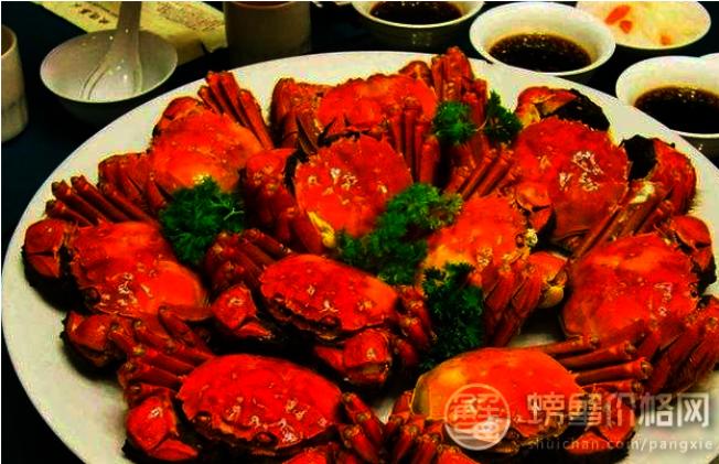 陽澄湖大閘蟹周一開捕。(螃蟹價格網)