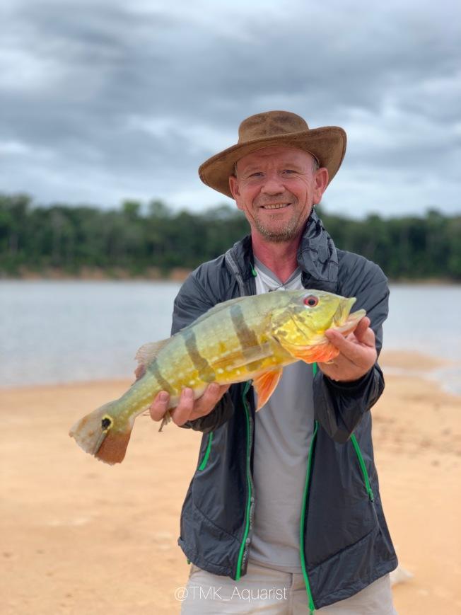 沿途找到很多新魚種。(Mark Chen提供)