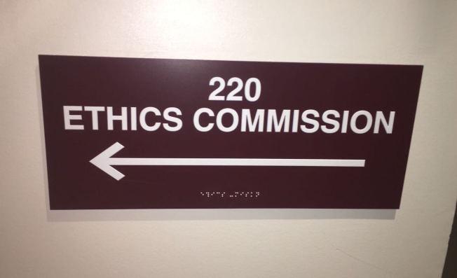 舊金山道德委員會,把關選舉制度的透明。(記者李晗/攝影)