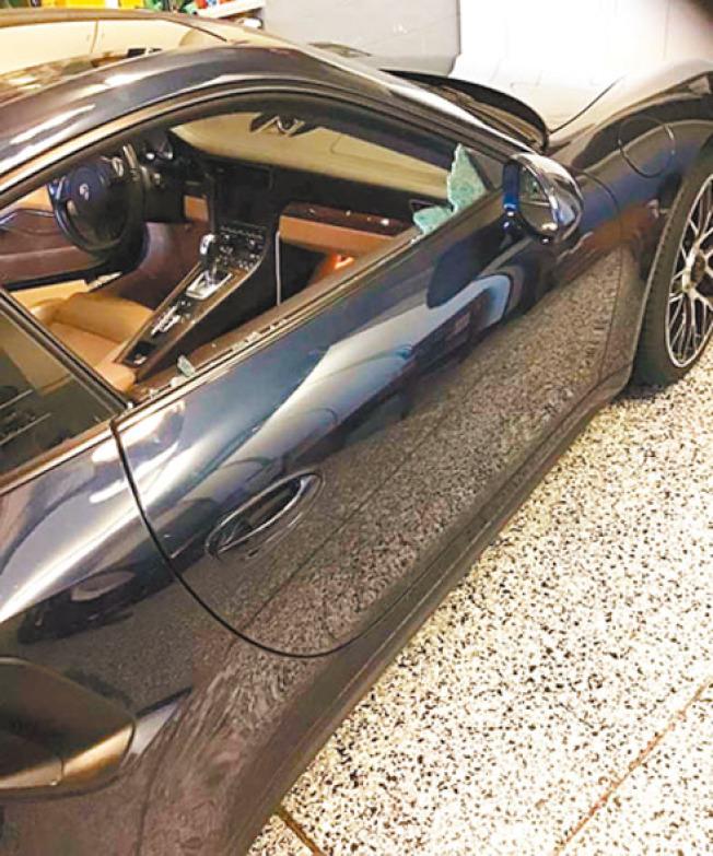 灣區2號頻道KTVU電視台的主播森馬維爾(Frank Somerville)的汽車也被破窗竊盜,使他大怒,在節目中發飆,說舊金山的汽車破窗案實在太猖獗。(取自推特)