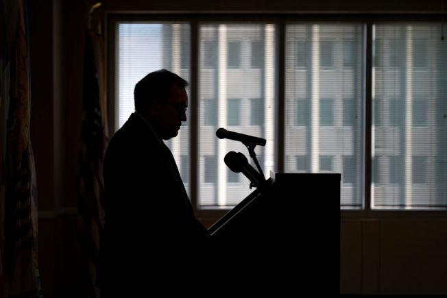 經濟不景氣時期,某些勞工面臨第一波失掉飯碗的危機。(Getty Images)