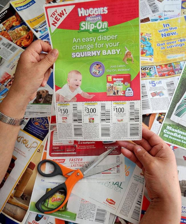 折價券能發揮小兵立大功的省錢效果。(Getty Images)