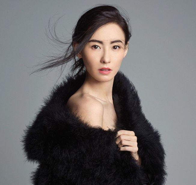 張柏芝進軍時尚界,開起了服裝店。(取材自微博)