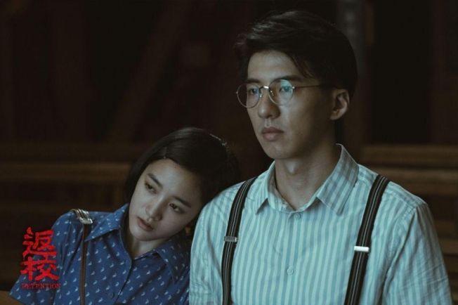 「返校」首日票房創下台灣電影8年來新高。(圖:影一提供)