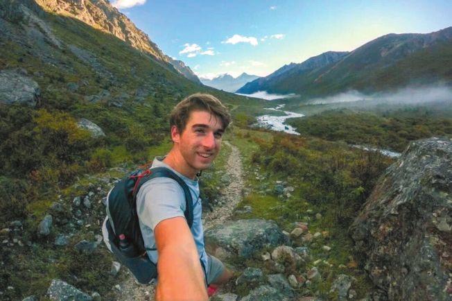 歐陽凱希望用鏡頭、文字向世界分享四川的山野之美。(取材自華西都市報)