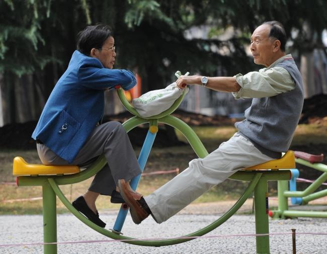做好金融規劃,可以有一個幸福晚年。(Getty Images)
