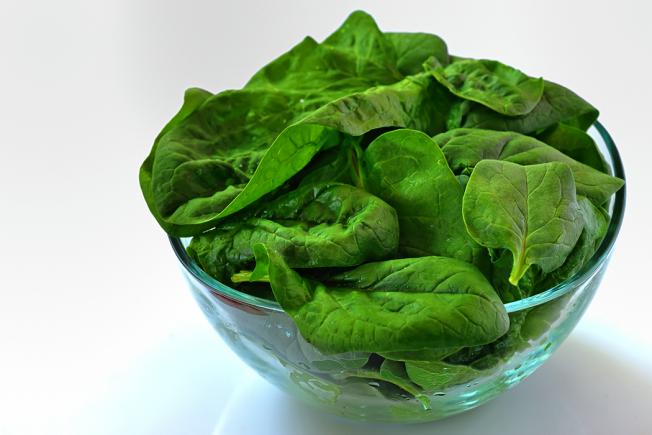 菠菜。 圖/ingimage
