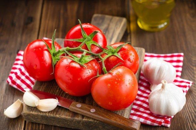 紅番茄示意圖。 圖/ingimage