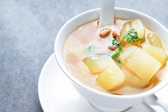 冬瓜湯。 圖╱123RF