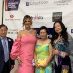 聯合慈善基金會 晚會籌款捐癌症協會