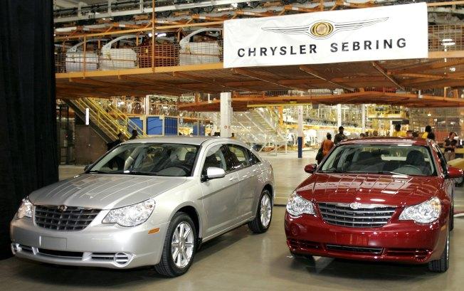克萊斯勒Sebring的十年維修支出達1萬7100元,它在2010年停產,部分原因就是保養太貴。(Getty Images)