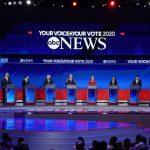 民主黨上修總統參選人辯論募款人數和民調支持率門檻