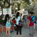 加州大學26日全面開學 10萬人新生訓練