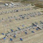 亞城機場旅客 今年預估破1.1億人次