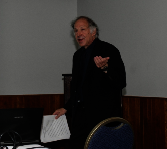 南加大政治系教授駱思典(Stanley Rosen)相信蔡英文博士學位,但對於蔡英文直至2019年才補送論文到圖書館、嚴格限制論文查閱等事件感到不解。(本報檔案照)