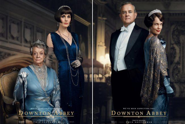 電影版「唐頓莊園」簡直是一場英國宮廷秀,大部分角色都有多套精緻服飾輪番登場,已成為奧斯卡最佳服裝設計提名的熱門。(圖:焦點公司提供)