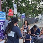 波士頓初選   不分區市議員吳弭最高票勝出